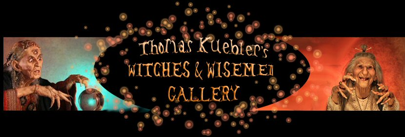 Witches and Wisemen - Thomas Kuebler - Hyperrealistic Sculptor